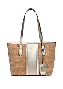 Crown & Ivy™ Ivy Cork Shopper