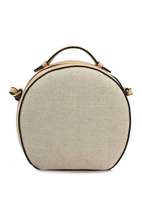 Crown & Ivy™ Penelope Circle Crossbody