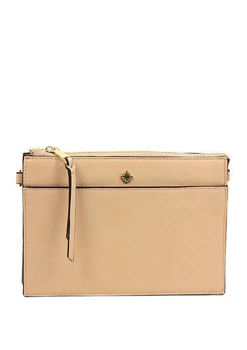 Crown & Ivy™ Dixie Crossbody