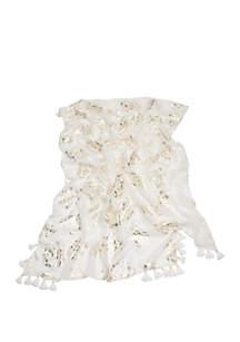 Kaari Blue™ Dandelion Foil Wrap