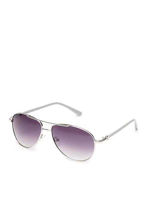 Kaari Blue™ Combo Classic Aviator Sunglasses