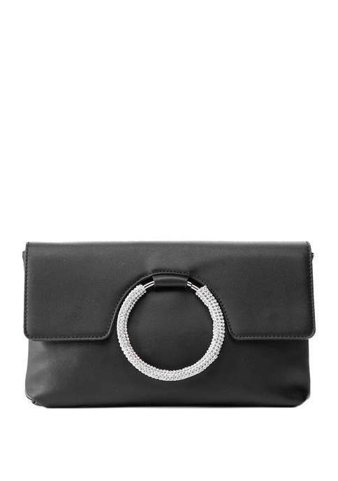 Kaari Blue™ Pearl Ring Clutch