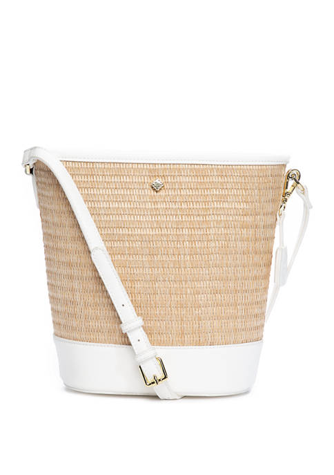 Crown & Ivy™ Lexi Bucket Bag