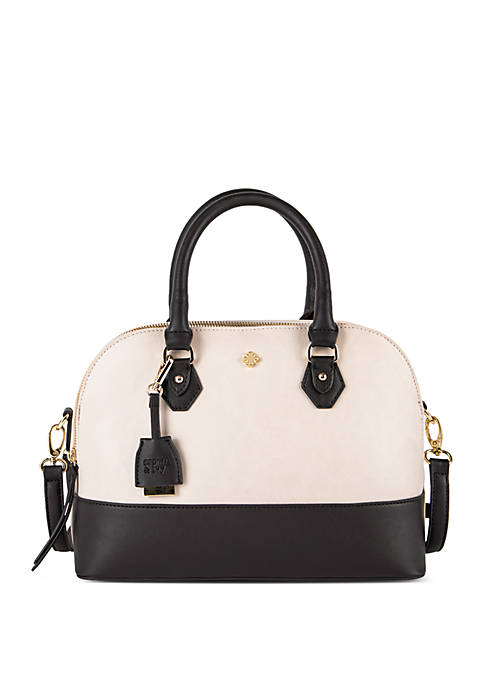 Crown & Ivy™ Sophia Satchel