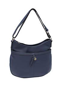 c48f66648f Callahan Straw Crossbody Bag · Kim Rogers® Nixon Convertible Hobo Bag