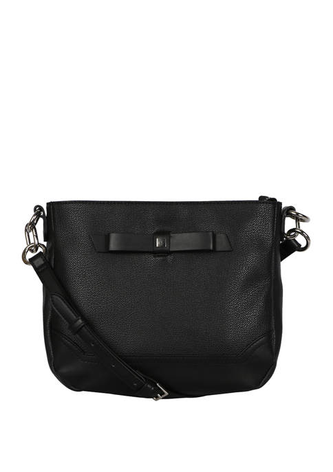Kim Rogers® Arabelle Crossbody with Bow