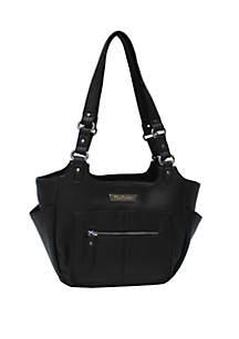 Kim Rogers® Henley Four Poster Shoulder Bag