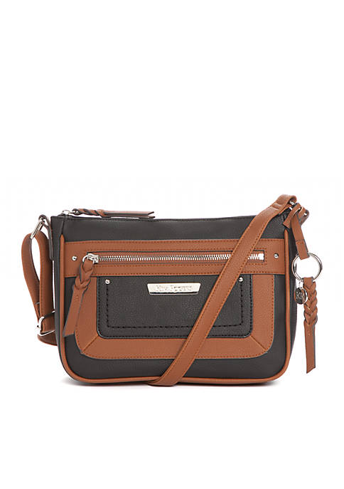 Rosetti Poppy Hickory Crossbody
