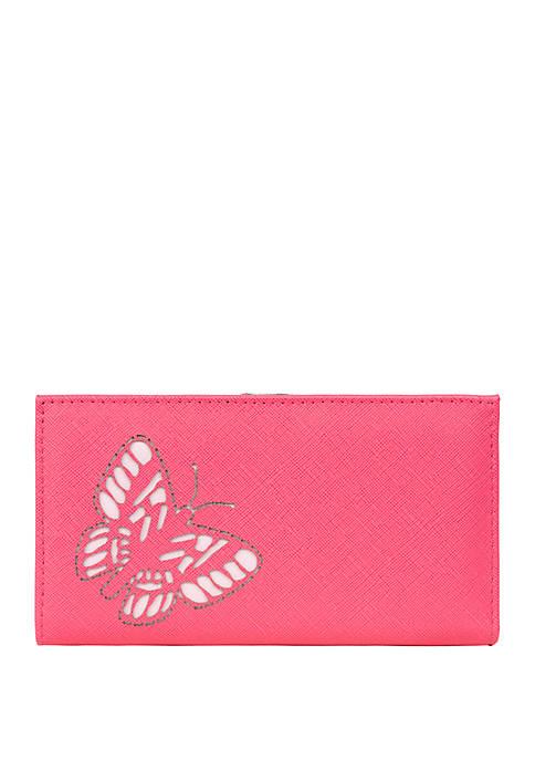 Saffiano Flutter Wallet