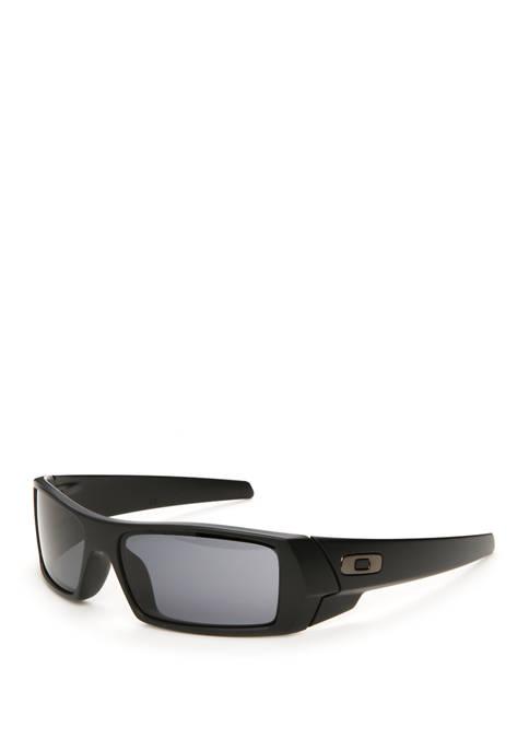 Oakley Gascan Matte Black Sunglasses