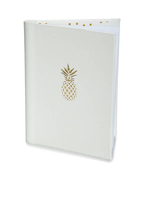 Crown & Ivy™ Embossed Journal
