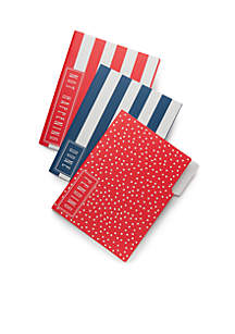 File Folders Set