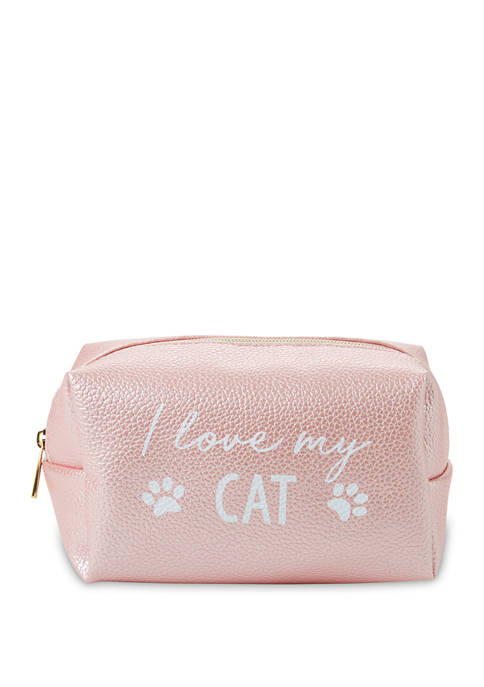 New Directions® Cat Cosmetic Bag