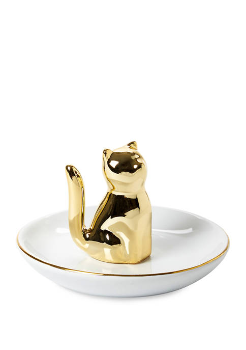 New Directions® Cat Trinket Tray