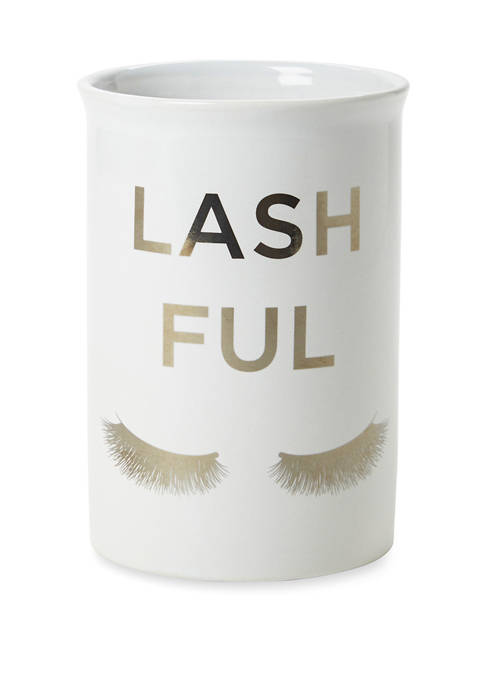 New Directions® Cosmetic Cup Brush Holder