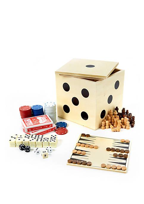 Dice Cube Game Set