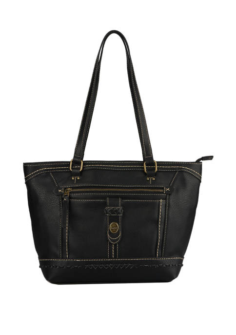 b.ø.c. Taylorville Power Bank Tote
