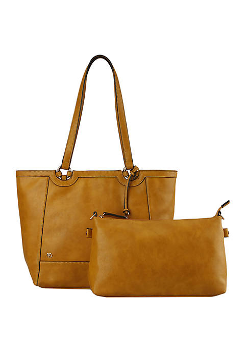 New Directions Samantha Key Tote with Pouch