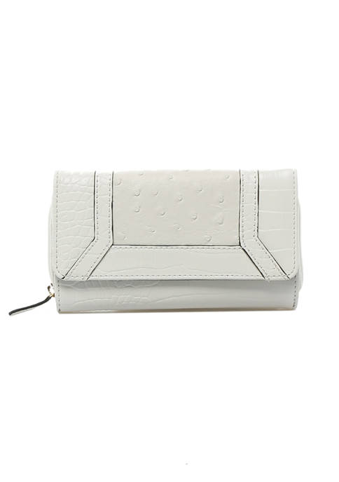 New Directions® Greenwich Deluxe Wallet
