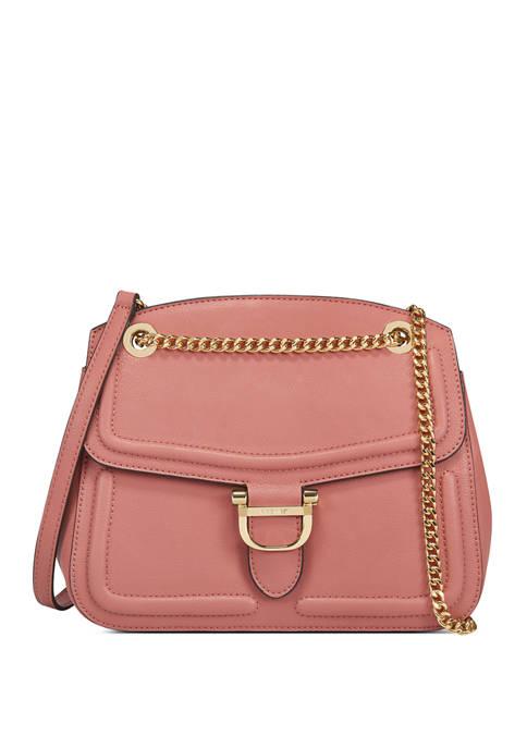 Nine West Harper Convertible Flap Crossbody Bag