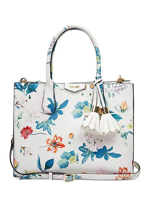 Midsummer Floral Satchel