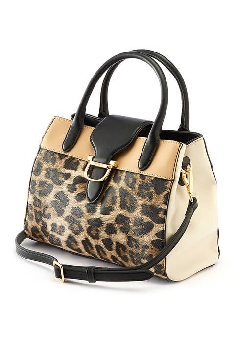Nine West Bedford Jet Set Satchel
