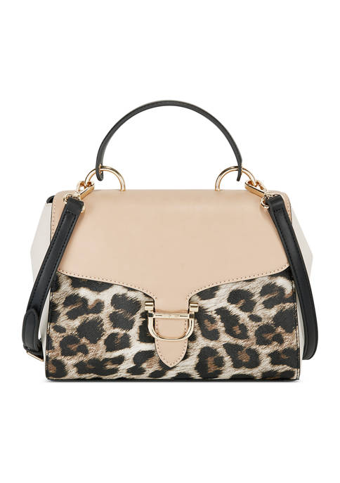 Nine West Bedford Top Handle Flap Satchel
