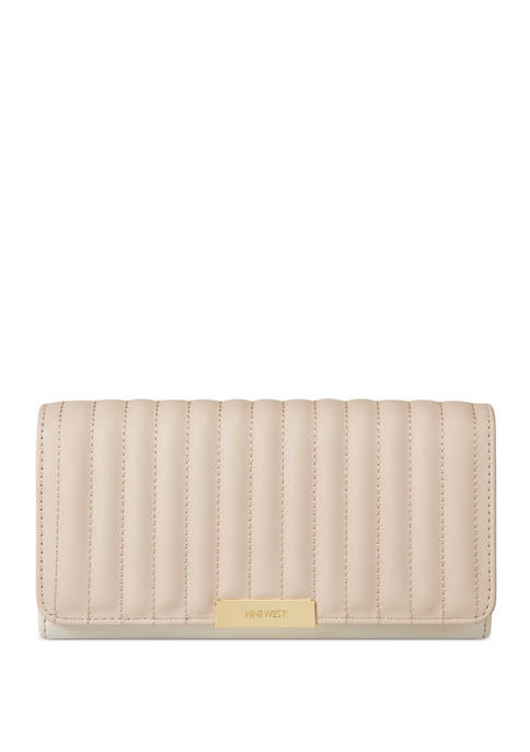 Nine West Kennedy File Clutch