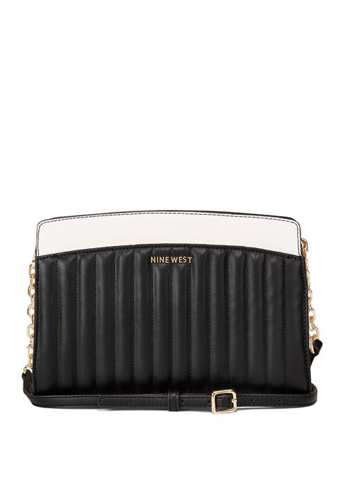 Nine West Charlize Jet Set Crossbody Bag