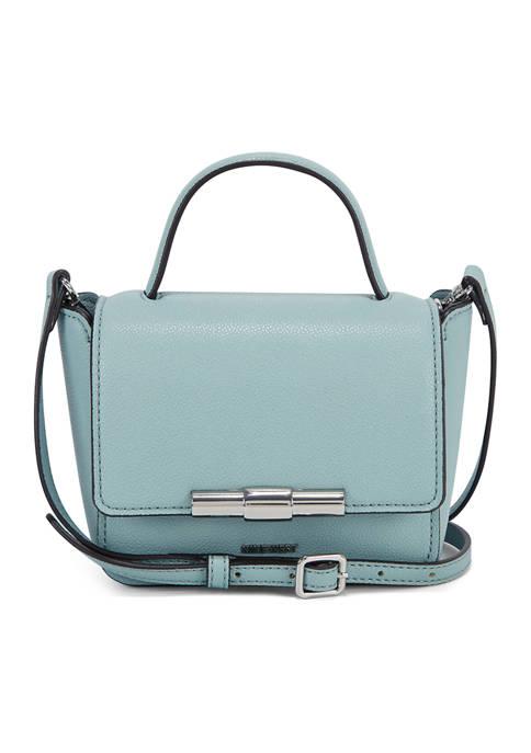 Hollis Mini Crossbody Flap Bag