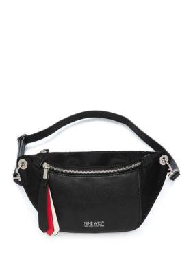 Nine West Women Zip It Up Belt Bag