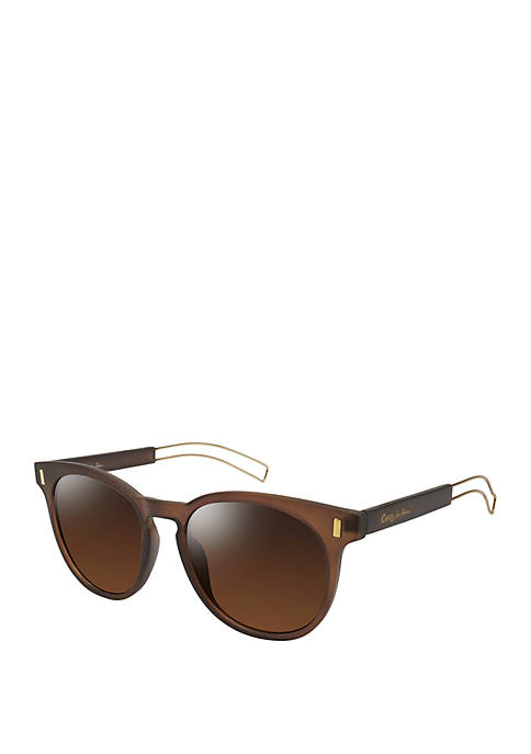 Circus by Sam Edelman Cat Eye Vented Sunglasses