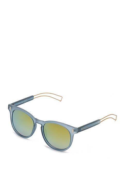 Cat Eye Vented Sunglasses