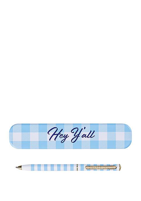 Draper James Magnolia Ballpoint Pen
