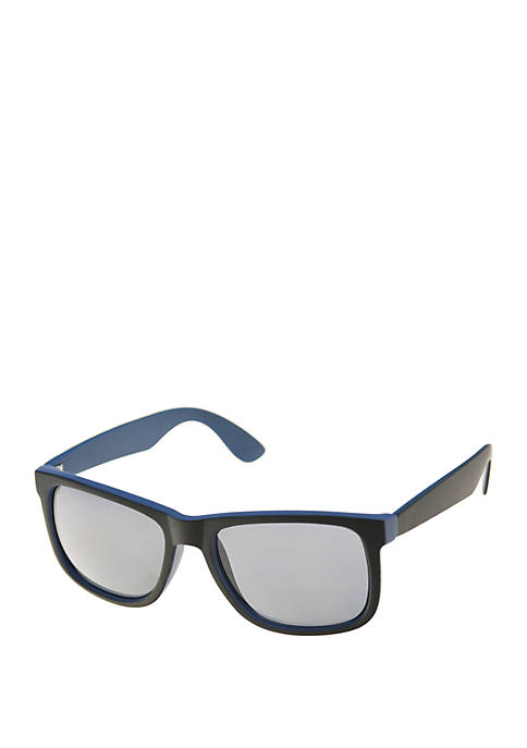 Modified Way Rectangle Sunglasses