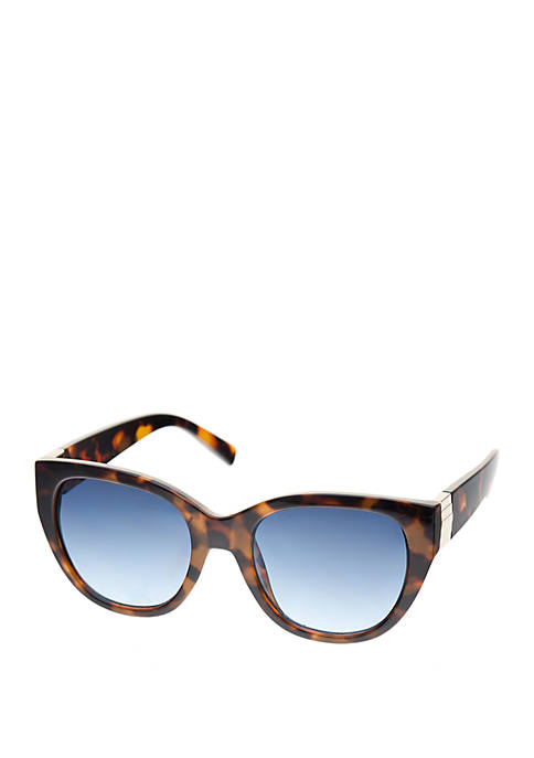 Crown & Ivy™ Plastic Large Kitten Sunglasses