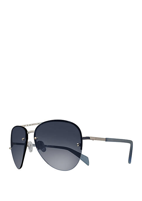 Draper James Annabelle Aviator Sunglasses