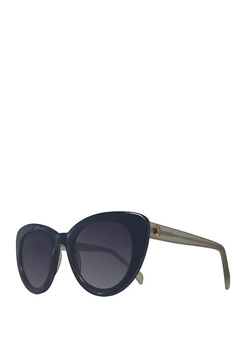 Draper James Caroline Cat Eye Sunglasses