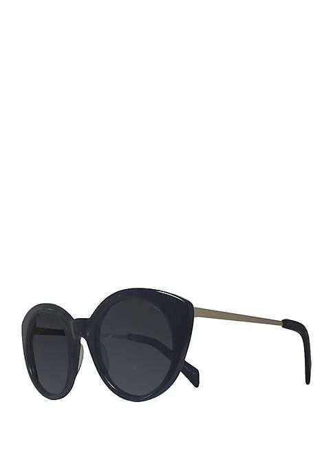 Dixie Round Sunglasses