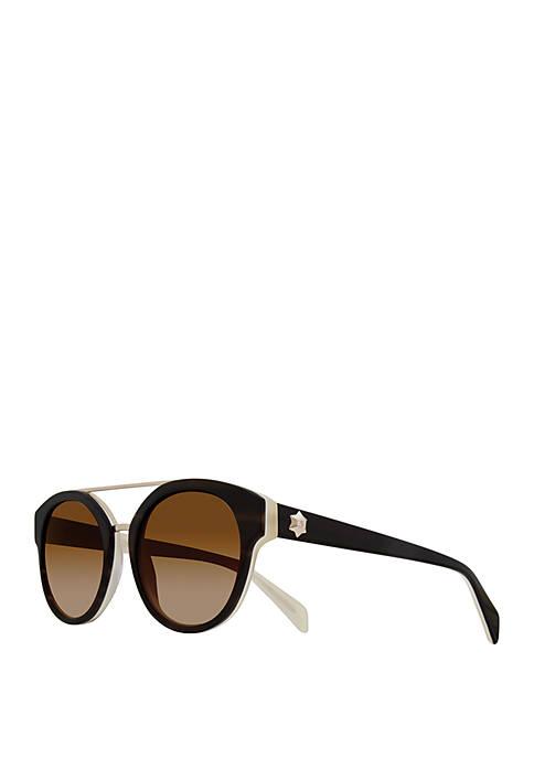 Charlotte Aviator Sunglasses