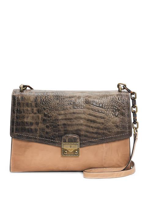 Ella Flap Shoulder Bag
