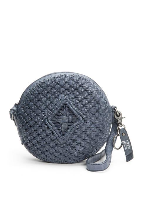 Frye & Co. Esme Tambourine Crossbody Bag