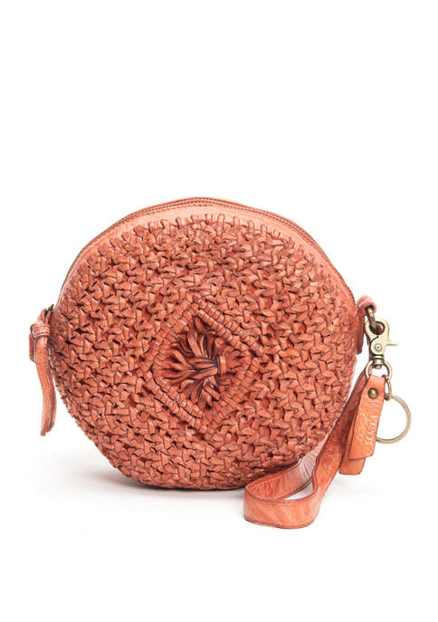Frye & Co. Esme Tambourine Crossbody Bag