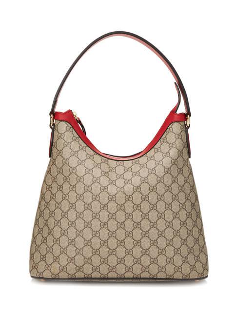 Gucci Multi Coated Supreme Hobo - FINAL SALE, NO RETURNS