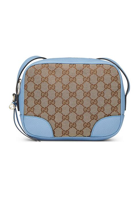 Gucci Bree Crossbody Bag- Blue-FINAL SALE, NO RETURNS