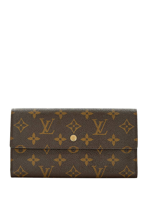 Louis Vuitton Monogram International Wallet - FINAL SALE, NO RETURNS