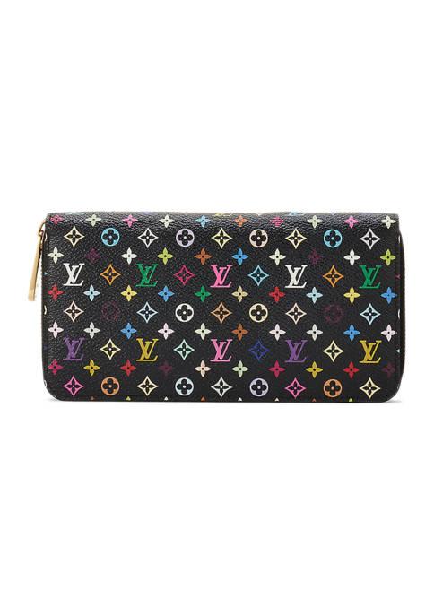 Louis Vuitton Black Multi Zippy Wallet - FINAL SALE, NO RETURNS