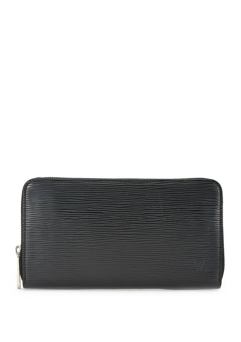 Louis Vuitton Black Epi Zippy Organizer Wallet - FINAL SALE, NO RETURNS