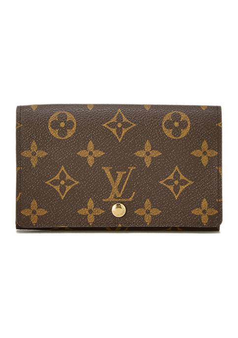 Louis Vuitton Monogram Tresor Wallet- FINAL SALE, NO RETURNS