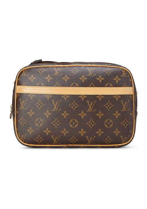 Louis Vuitton Monogram Reporter PM Bag - FINAL SALE, NO RETURNS